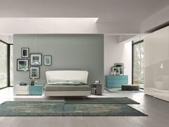 Camera da letto in nobilitatoSHADE OF COLOURS - FEBAL CASA BY COLOMBINI GROUP