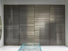 Porta scorrevole in vetroSHERAZADE SLIDE - GLAS ITALIA