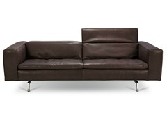 - 3 seater sofa with headrest SHIVA | Sofa with headrest - Jori