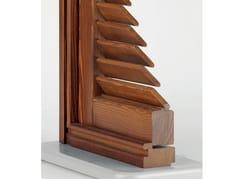 - Wooden shutter Shutter - Pail Serramenti