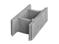Blocco da muratura in clsSHUTTERING BLOCKS - A CIMENTEIRA DO LOURO