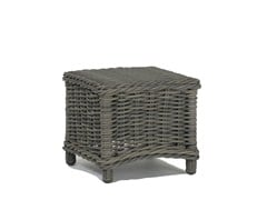 - Square garden side table BALI | Side table - 7OCEANS DESIGNS