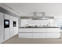 - Contemporary style wooden kitchen SieMatic PURE - S2 - SieMatic