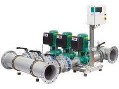 Sistema di pompe integrabileWILO-SIFLUX - WILO ITALIA