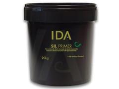 Fondo pigmentato a base di silicatiSIL PRIMER - IDA