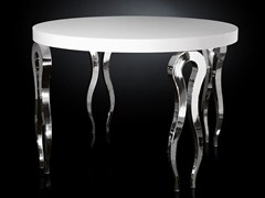- Round steel high table SILHOUETTE | High table - VGnewtrend