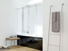 - Glass bathtub wall panel SILKE 9/9B - Systempool