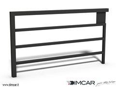 - Steel pedestrian barrier Transenna Simply - DIMCAR