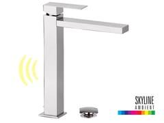 - Countertop single handle LED washbasin mixer SKYLINE AMBIENT | Single handle washbasin mixer - Daniel Rubinetterie