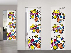 BRITTO LOVES | Porta scorrevole