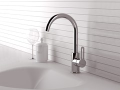 - Countertop kitchen mixer tap with swivel spout SMART | Countertop kitchen mixer tap - Daniel Rubinetterie