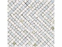 - Marble mosaic SMIRNE GOLD - FRIUL MOSAIC