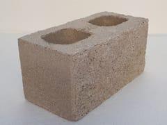 Blocco in cls alleggerito per muratura esternaSML12 | Blocco in cls alleggerito per muratura esterna - EDIL LECA  DIVISIONE MURATURE