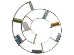 - Suspended CD rack SNAIL SILVER - KARE-DESIGN