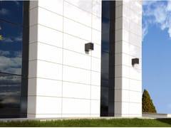 Pannello per facciata in gres laminatoXLIGHT BASIC SNOW - URBATEK - PORCELANOSA GRUPO