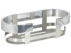 Portasapone a muro in alluminio anodizzato per docciaMATERIA | Portasapone per doccia - KOH-I-NOOR CARLO SCAVINI & C.