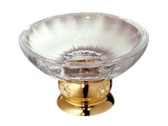 - Countertop soap dish LEONE | Soap dish - LINEAG