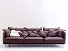 - Upholstered leather sofa K2 | Sofa - arflex