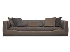 - Upholstered 4 seater leather sofa V133 | 4 seater sofa - Aston Martin by Formitalia Group