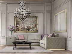 - Corner sectional upholstered velvet sofa VERONA | Sofa - Formitalia Group