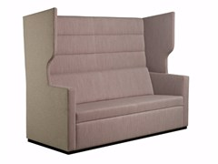 - High-back fabric sofa TANK | Sofa - Palau