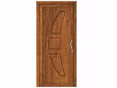 - Exterior custom PVC entry door SOFT ALICANTE - FOSSATI PVC