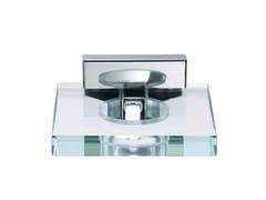 - Tempered glass wall lamp SOSPESA | Tempered glass wall lamp - Fabbian