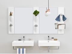 Dispenser sapone / portaspazzolinoSOTTO SOPRA - ARTCERAM