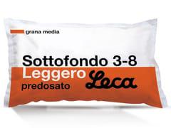 SOTTOFONDO ALLEGGERITO A GRANA MEDIA PREMISCELATOSOTTOFONDO 3-8 LEGGERO - LATERLITE