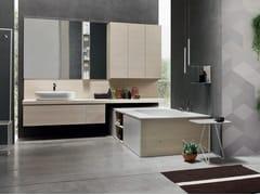 - Sistema bagno componibile SOUL - COMPOSIZIONE 03 - Arcom