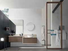 - Sistema bagno componibile SOUL - COMPOSIZIONE 05 - Arcom