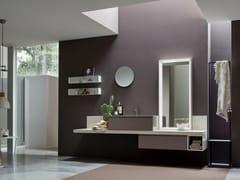 - Sistema bagno componibile SOUL - COMPOSIZIONE 08 - Arcom