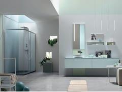 - Sistema bagno componibile SOUL - COMPOSIZIONE 10 - Arcom