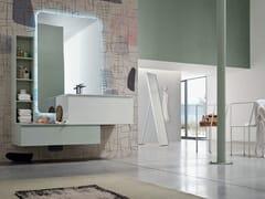 - Sistema bagno componibile SOUL - COMPOSIZIONE 13 - Arcom