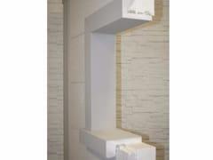 Spalletta contorno finestra per sistema a cappotto termicoSpalletta termica - WALL SYSTEM