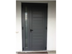 - Aluminium armoured door panel SPIGA/KG - ROYAL PAT