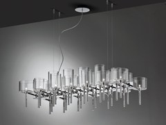 - Direct light pendant lamp SPILLRAY | Pendant lamp - AXO LIGHT