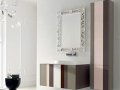 - Bathroom cabinet / vanity unit SPRING - COMPOSITION 6 - Arcom