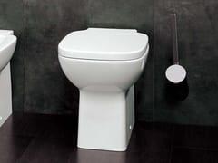 - Ceramic toilet SPRINT | Toilet - CERAMICA FLAMINIA