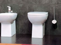 - Toilet with bidet SPRINT | Toilet with bidet - CERAMICA FLAMINIA