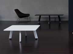 - Low square coffee table SIMPLIC | Square coffee table - BALMA