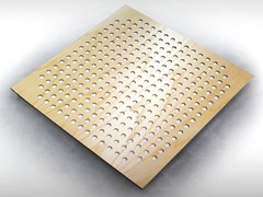 - Wooden decorative acoustical panels SQUARE TILE PRO - Vicoustic by Exhibo