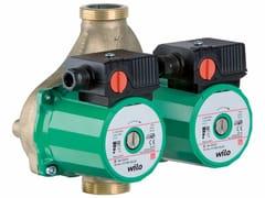 Pompa doppia di circolazione a rotore bagnatoSTAR ZD - WILO ITALIA