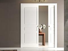 - Wooden pocket sliding door STELLA | Pocket sliding door - Pail Serramenti