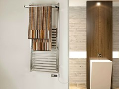- Swivel electric towel warmer STENDY ELEGANCE ELECTRIC PLUS - DELTACALOR