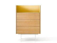 - Free standing oak chest of drawers STOCKHOLM | Chest of drawers - Punt