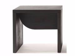 - Wooden stool IPERBOLE | Stool - Atipico