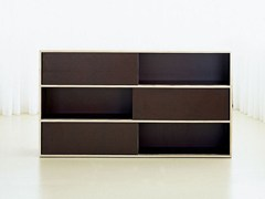 - Sideboard with sliding doors STORE | Office storage unit - MORGEN Interiors