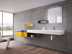 - Vanity unit / washbasin STR8 - 04 - GRUPPO GEROMIN