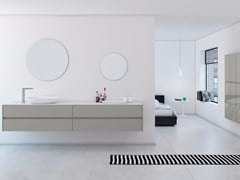 - Bathroom furniture set STRATO 21 - INBANI